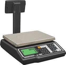 Waga elektroniczna samoobsługowa z drukarką etykiet